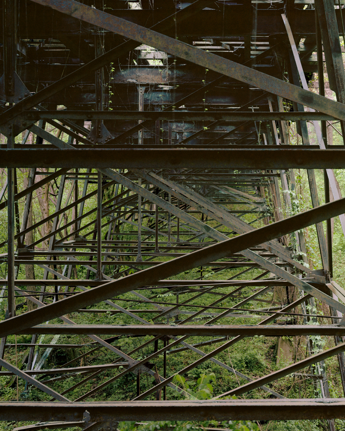 Sycamore Trolley Trestle, Bethesda, MD by Adam Davies