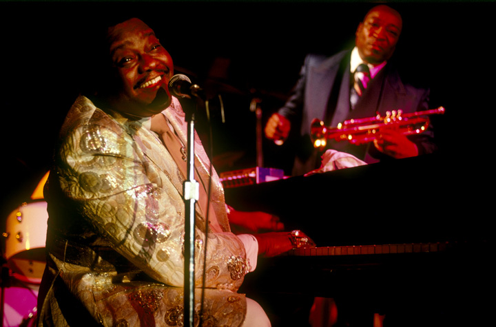 Fats Domino With Dave Bartholomew