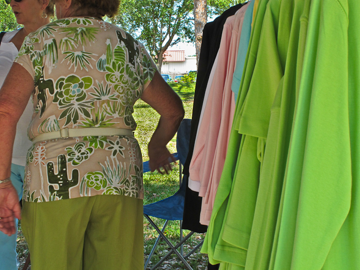 Farmer's Market, Naples, Florida, 2010