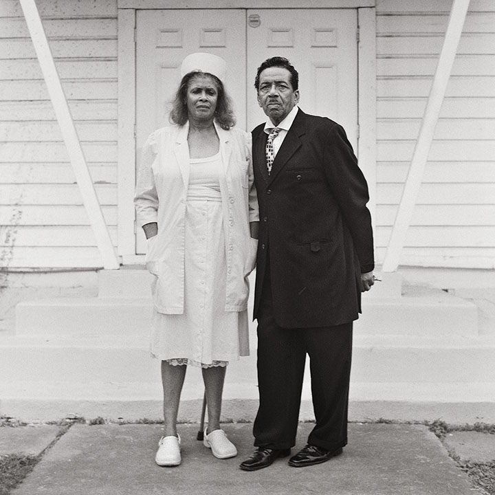 The Pastor and His Wife
