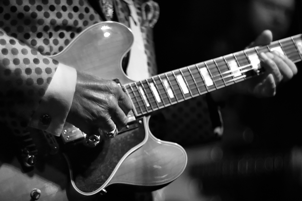 Little Freddie King New Orleans 2016, by Will Brown