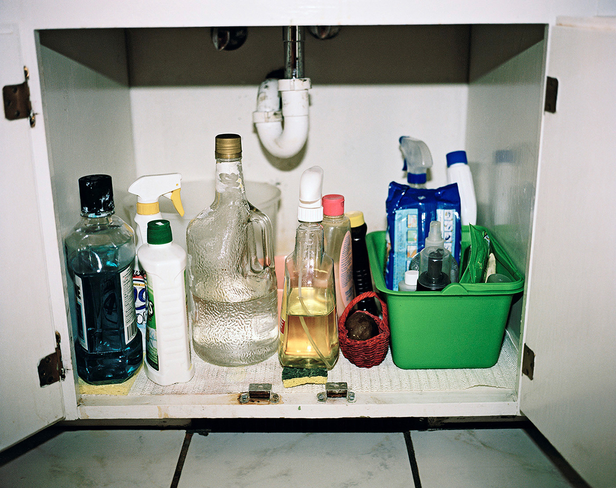 10 Under the Sink, by Amber Shields