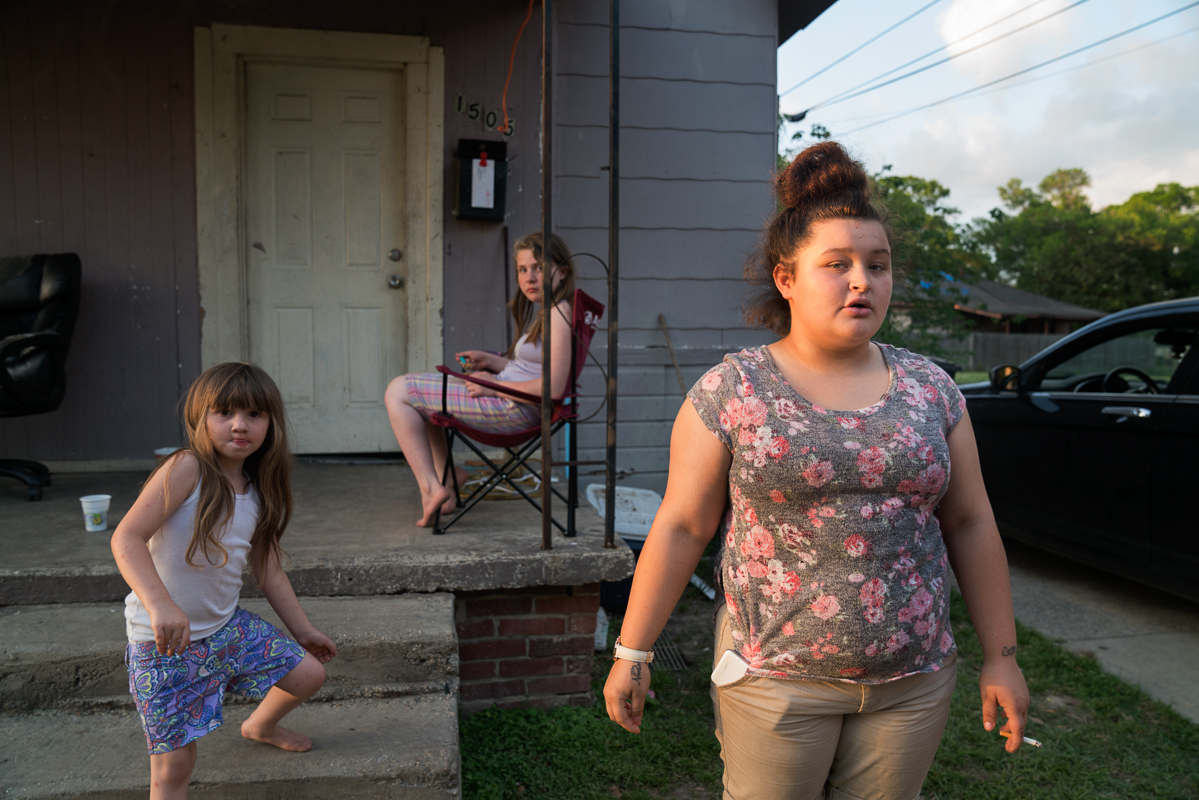 The Boudreaux's (2017), by Stacy Kranitz