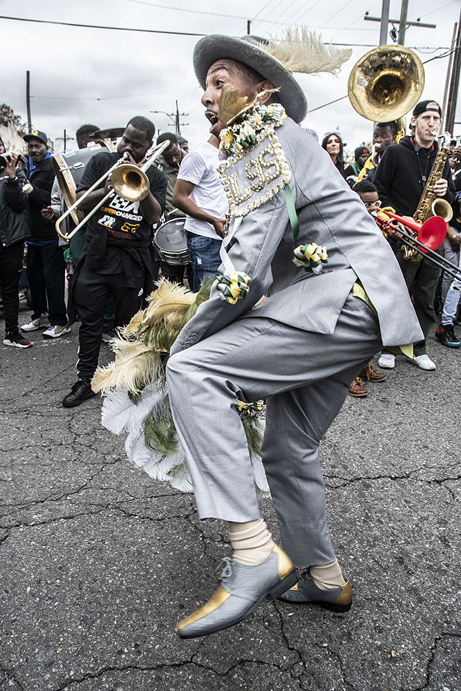 Second Line Fun,  Jean	Manale